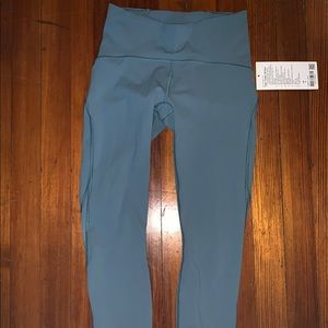 NWT Lululemon train times 7/8 pants